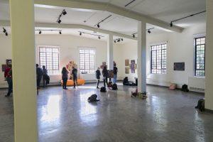image of art classroom